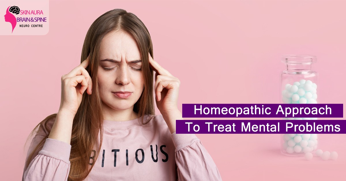 Homeopathic Approach To Treat Mental Problems