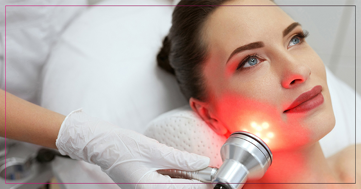 how laser treatment work