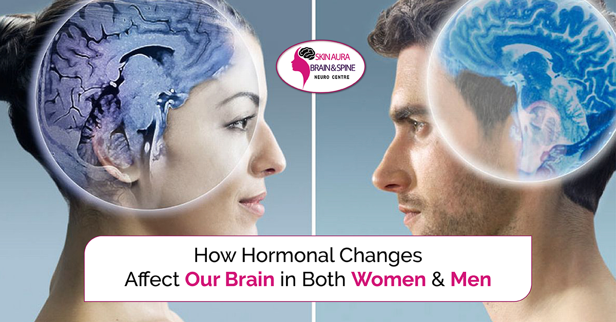 Hormonal Changes Affect Our Brain