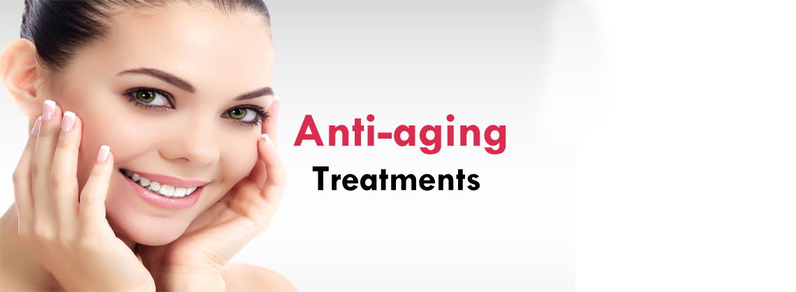 Anti-Aging Treatment Clinic in Gurgaon