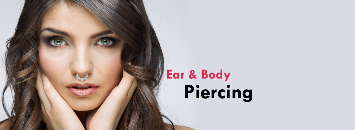 Ear, Nose & Body Piercing Doctors Clinic in Gurgaon