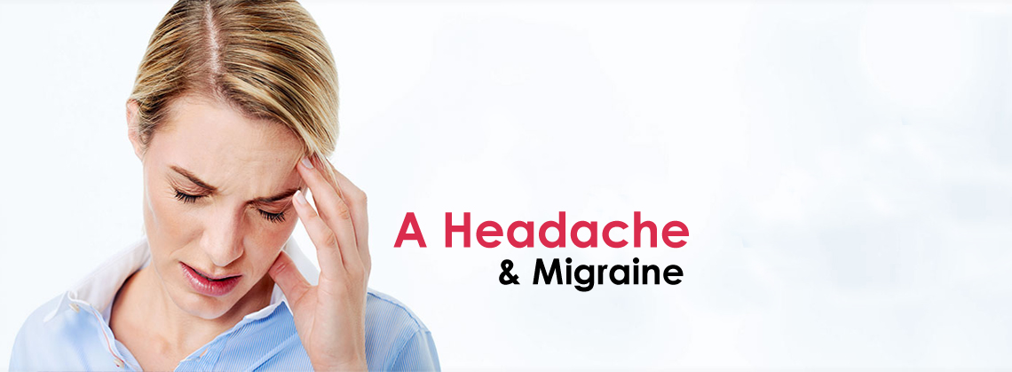 Migraine Treatment Clinic in Gurgaon