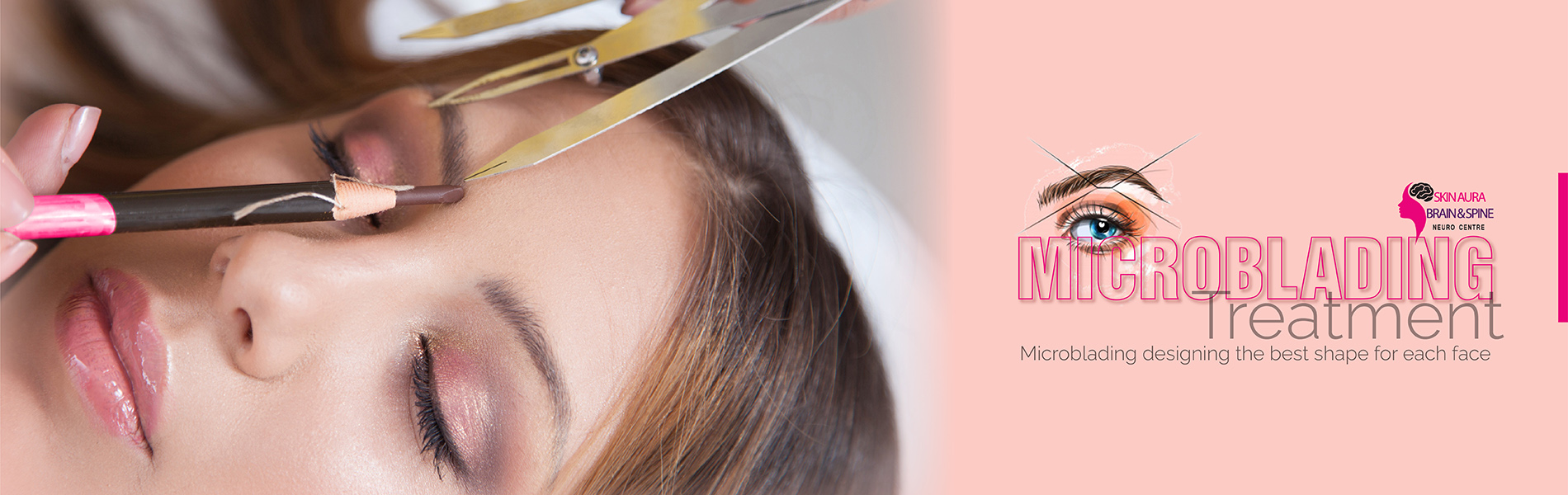 microblading eyebrows treatment in Gurgaon